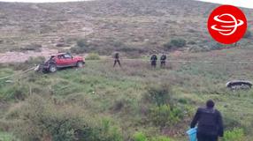 Mueren dos menores de edad  en trágico accidente en Pinos, Zacatecas