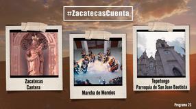 Programa 23; Zacatecas Cuenta