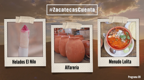 Programa 09; Zacatecas Cuenta