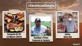 Programa 21; Zacatecas Cuenta
