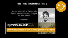 Un recorrido a través de los años de Reinas y Princesas de Fresnillo