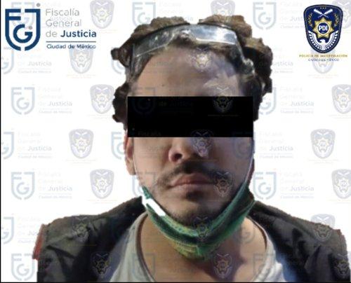 Fiscalía de la CDMX detiene a 'Rix', youtuber acusado de abuso sexual contra Nath Campos