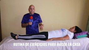 Los Remedios Caseros con Martín Vera; Rutina de ejercicios para hacer en casa