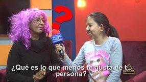 El Show de Claudita; Preguntantes locas para Irmita