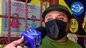 Ernesto Vázquez ¿Cuál sería tu propuesta para los candidatos que aspiran a un puesto político? 21/04/2021