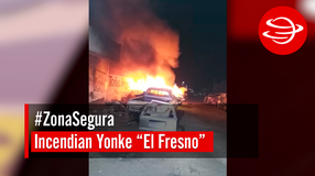 "Incendian Yonke ""El Fresno"""