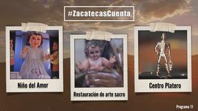 Programa 11; Zacatecas Cuenta