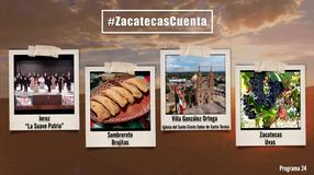Programa 24; Zacatecas Cuenta