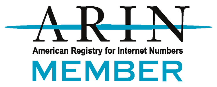 Voting Member of ARIN.NET