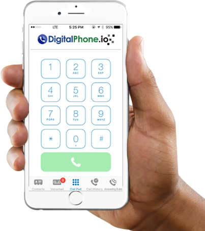 DigitalPhone.io is a cloud-based business phone system that saves you money while increasing productivity and mobility.