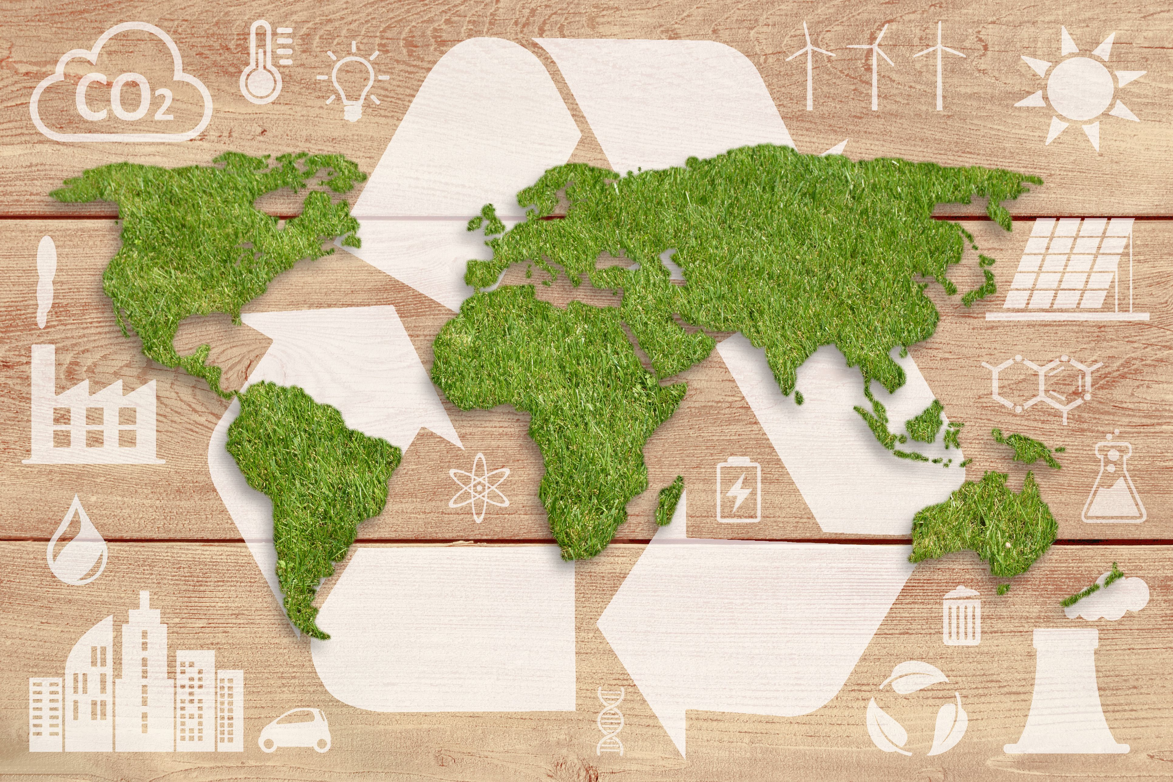 Building Sustainable Industries