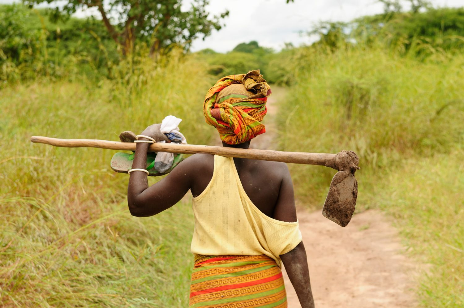 The Future is Female: Women in Agriculture