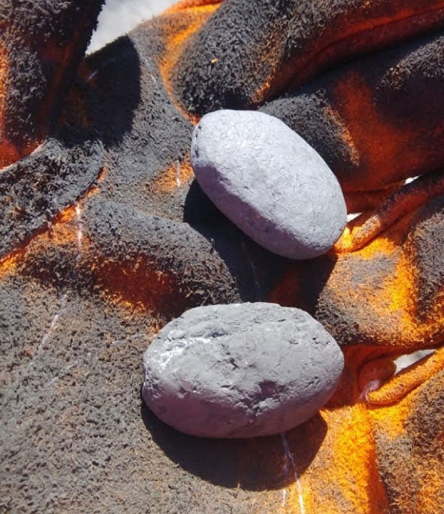 Recycled iron Briquettes