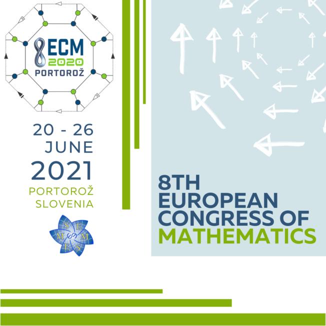 Logo of 8ECM 2021