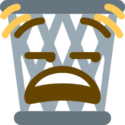 Discord Emojis List Discord Street Wastebasket emoji is the picture of a 🧺 basket, which is meant for throwing paper garbage in it — such type of wastebasket is typically found in office spaces and home offices, so it often appears exactly in this context. discord emojis list discord street
