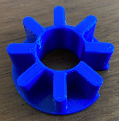 3D Printed Solder Iron to Drill Press Adapter