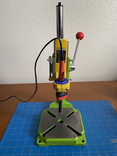 DIY Heat-Set Insert Press