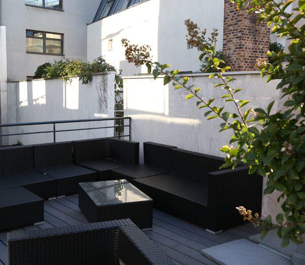 DJiT terrasse