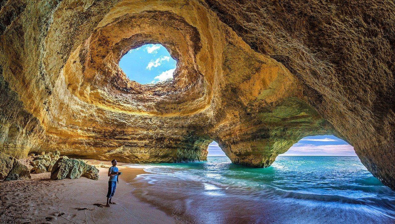Benagilgrot Algarve
