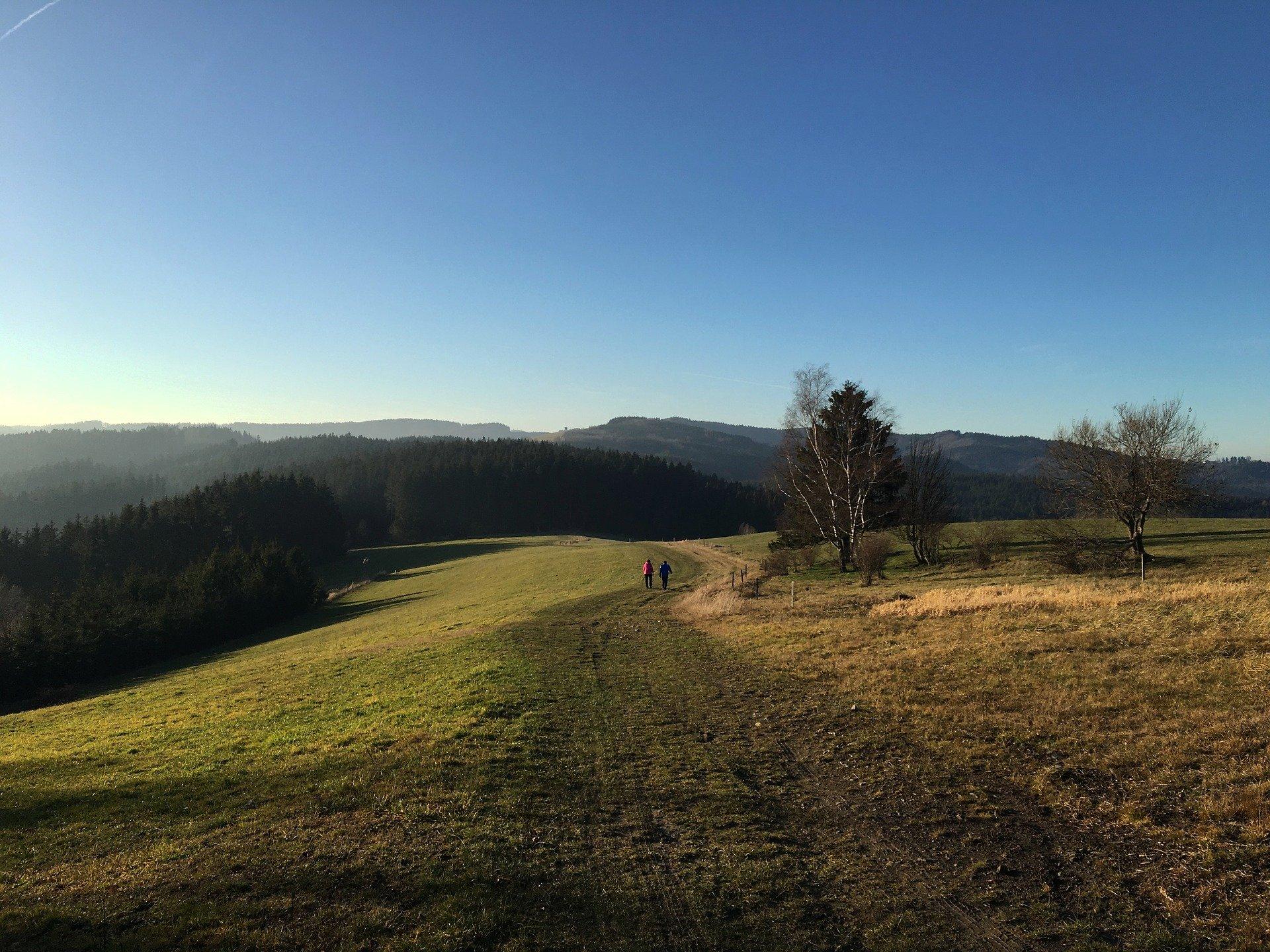 Wandelroutes en fietstochten in Tsjechië