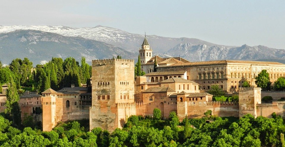 Oogverblindend Granada