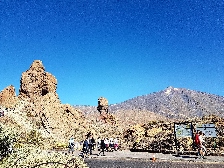 Uitzicht El Teide