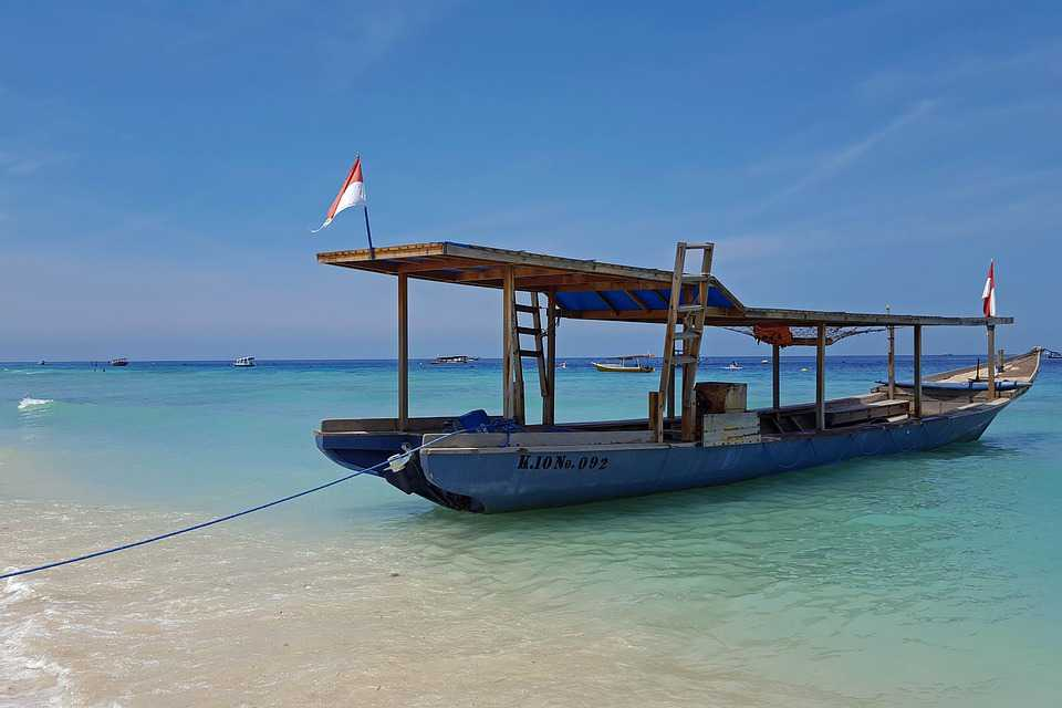 Relaxen op de Gili eilanden in Bali