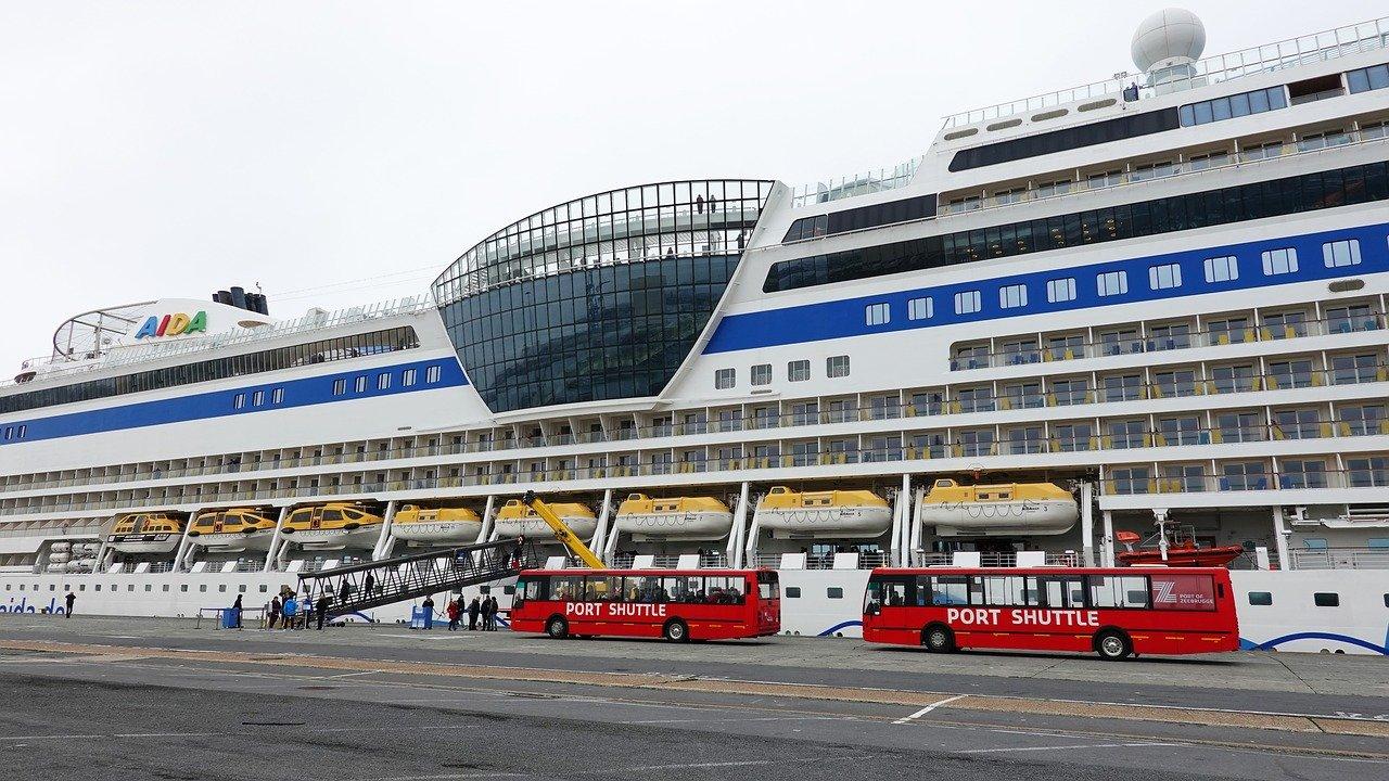 Paspoort cruise schip