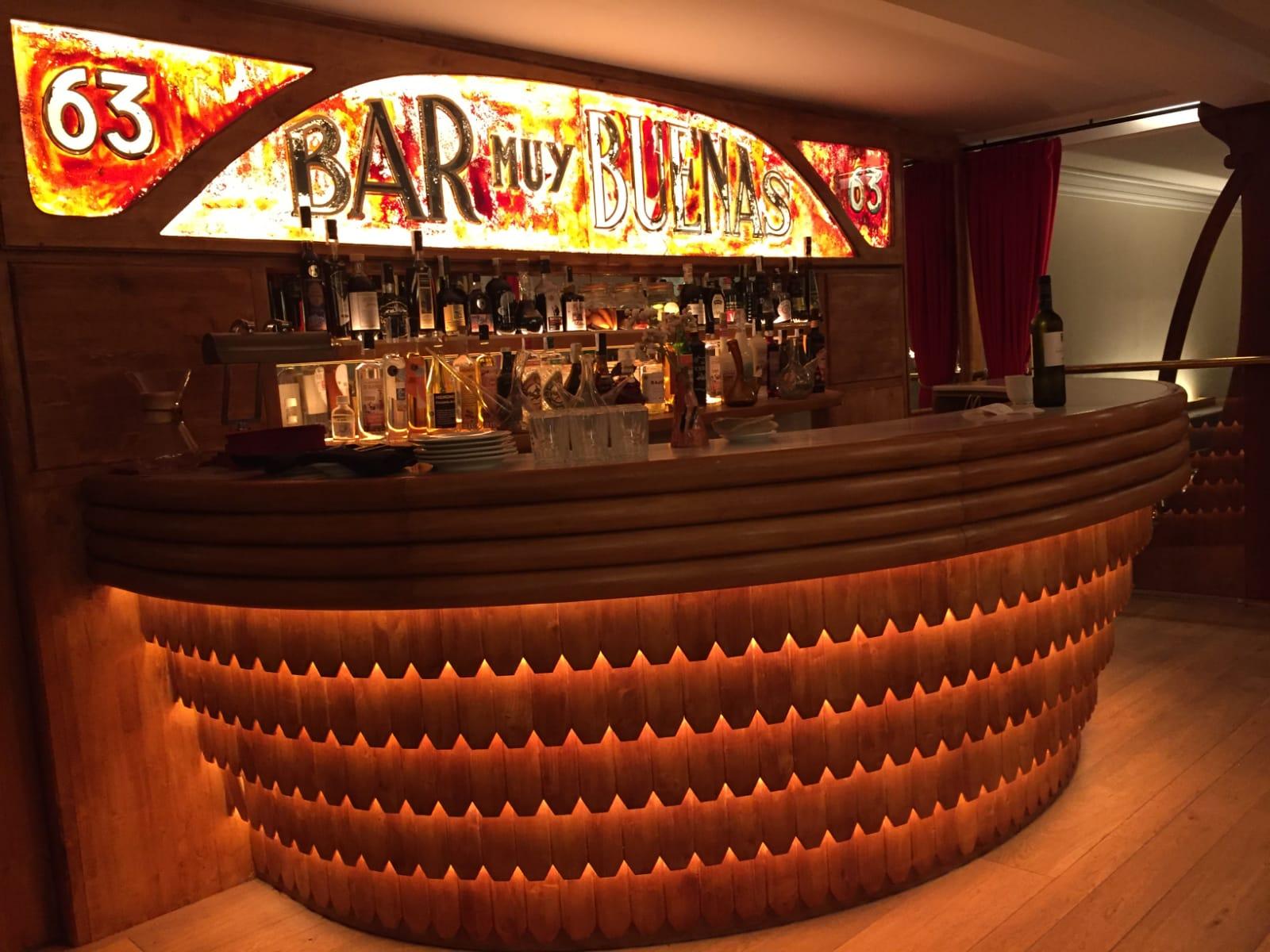 Bar muy Buenas Barcelona