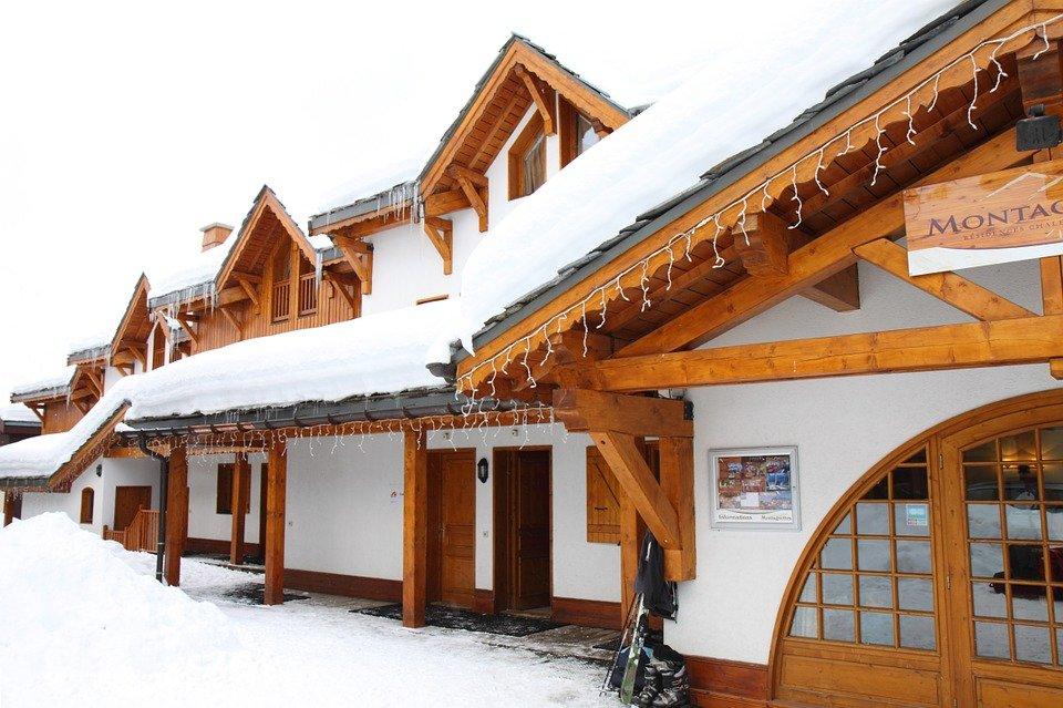 All in chalet wintersport vakantie