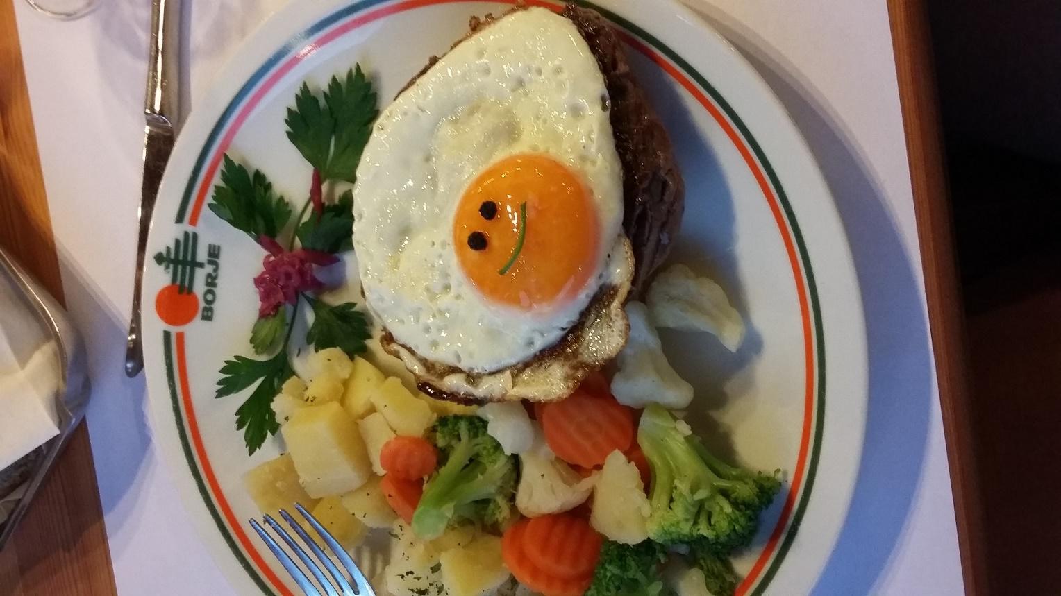 Kroatisch ontbijt :-)