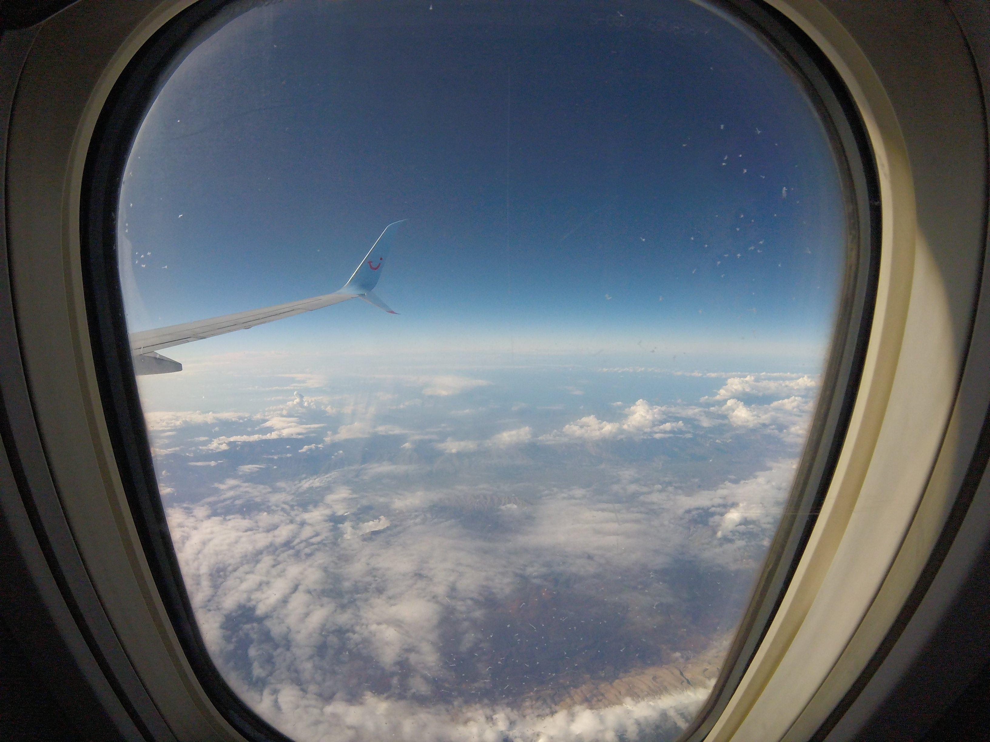 Met Tuifly Boeing 747 naar Egypte
