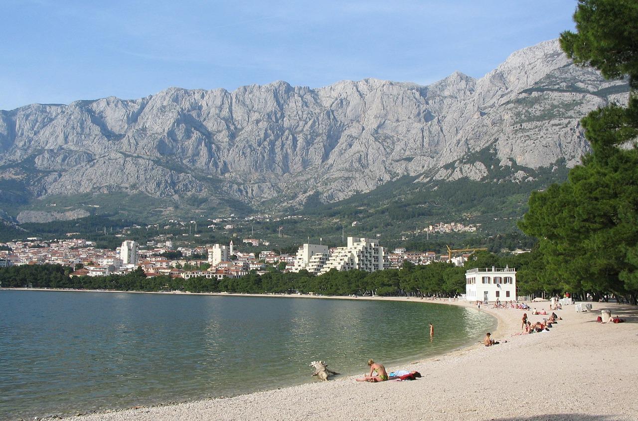 Makarska Kroatië