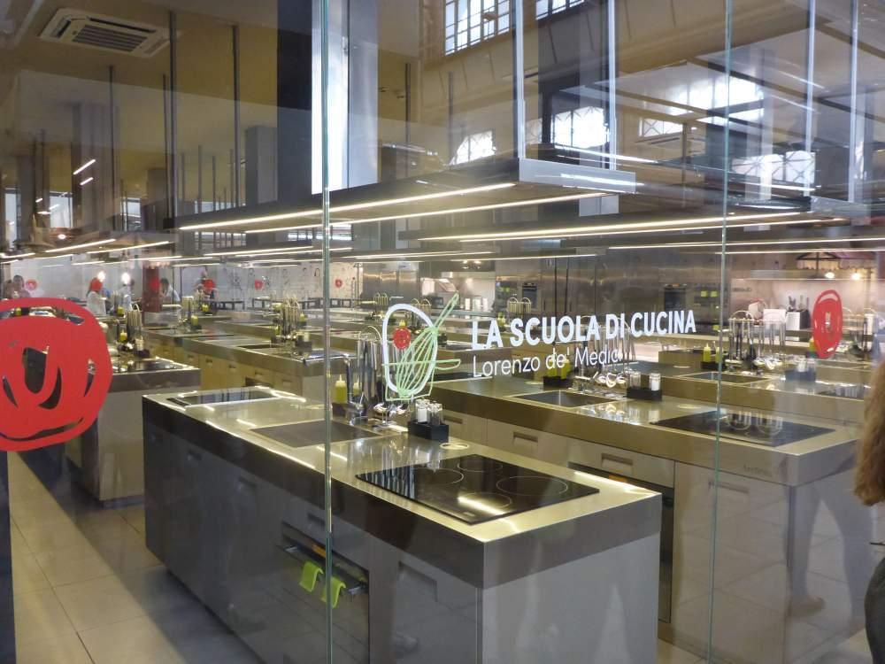 In La Scuola Di Cucina kan je zelf leren hoe je de lekkerste Italiaanse gerechten kan maken