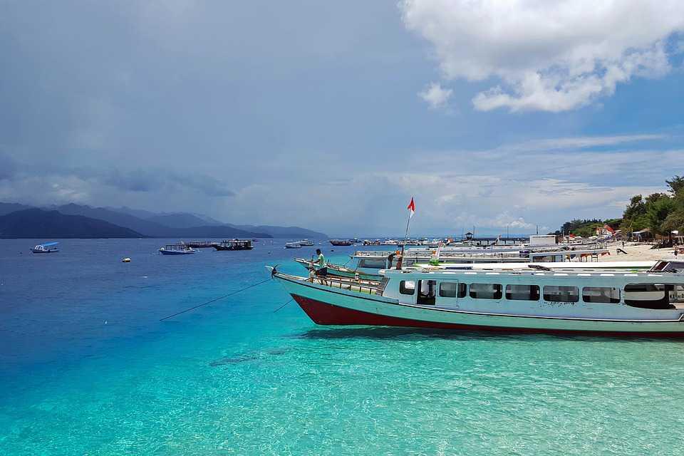 gili eilanden bali indonesie