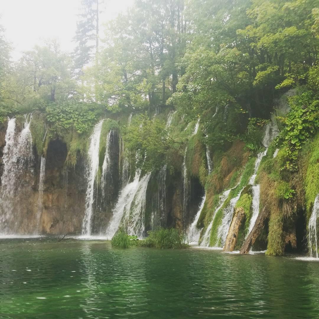 Watervallen van Plitvice