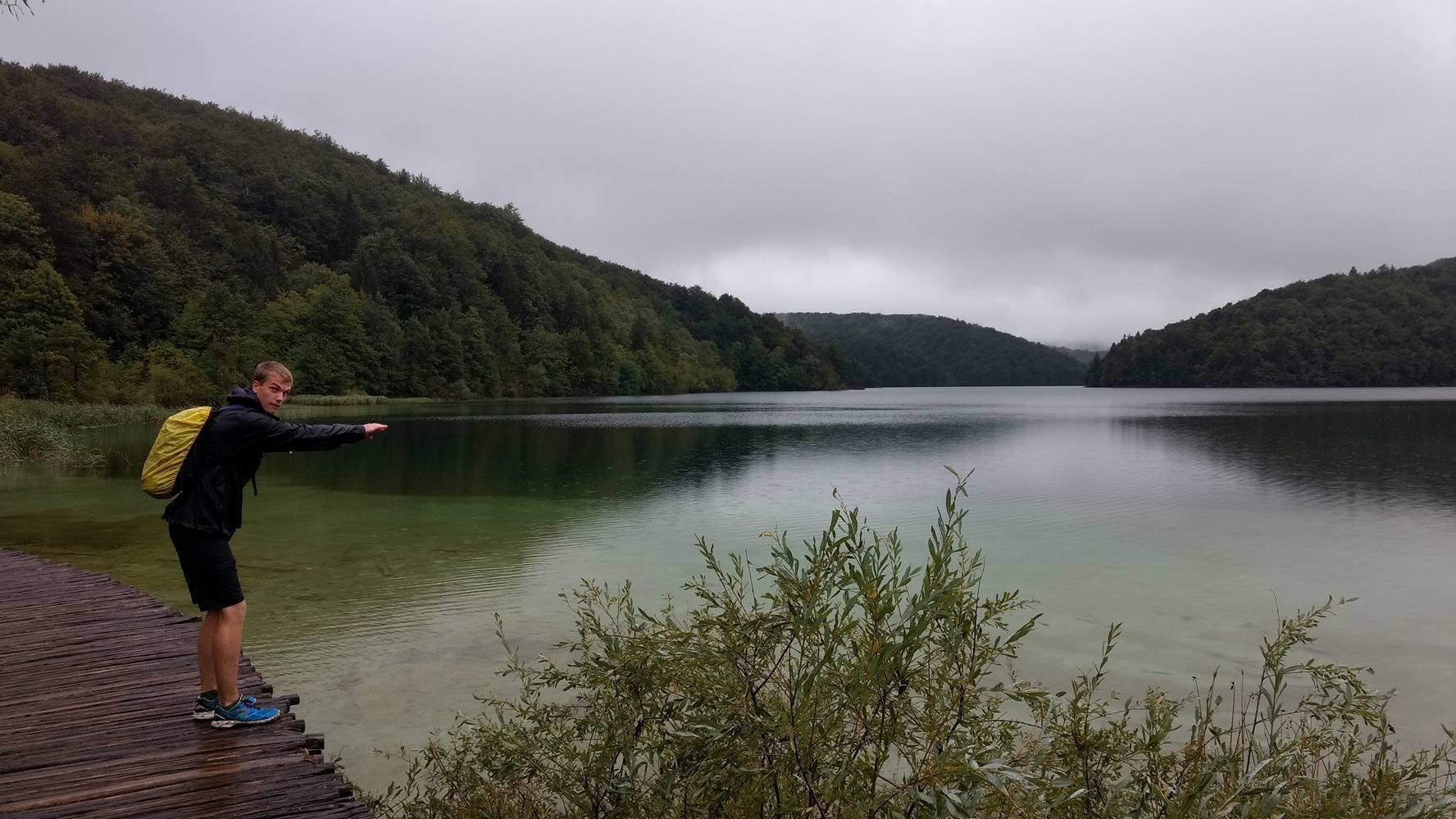 Prachtige meren in het Plitvice Nationaal Park