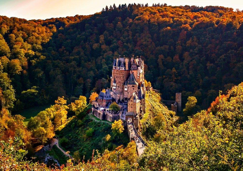 Overnachten in een kasteel in Duitsland