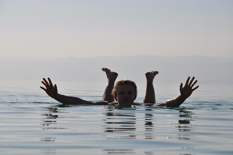 Dode Zee Jordanië