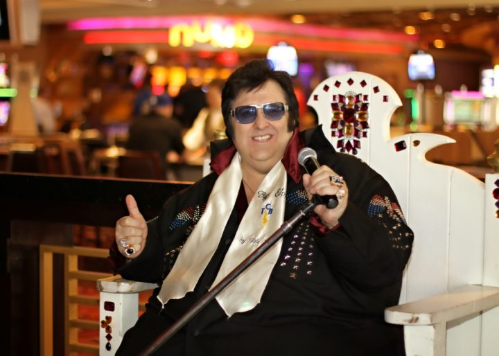 Las Vegas big Elvis