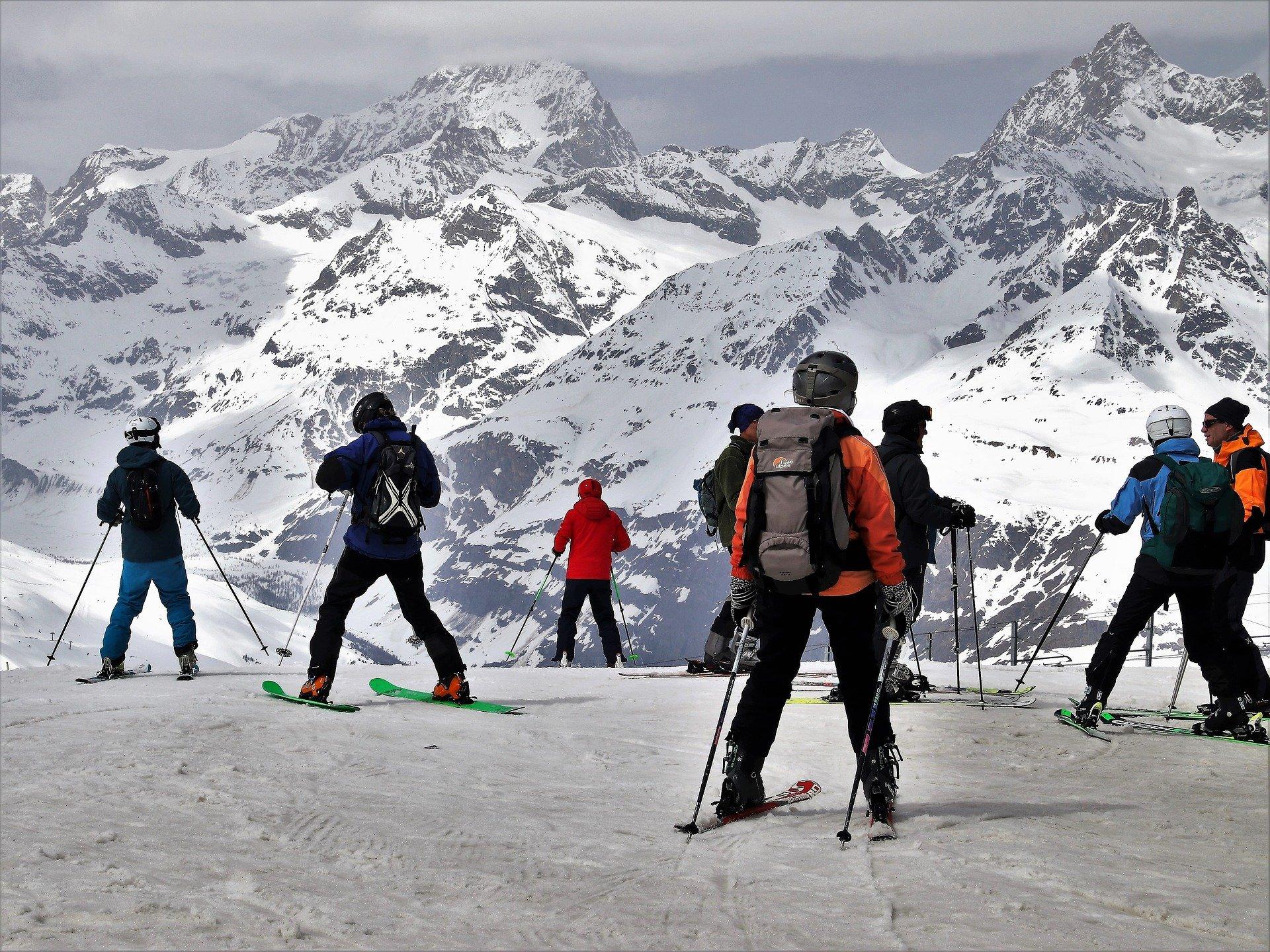Skivakantie in groep bij Sunweb