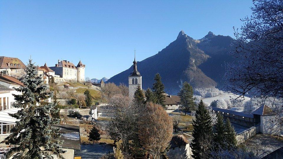 Gruyere in Zwitserland, meer dan de kaas alleen