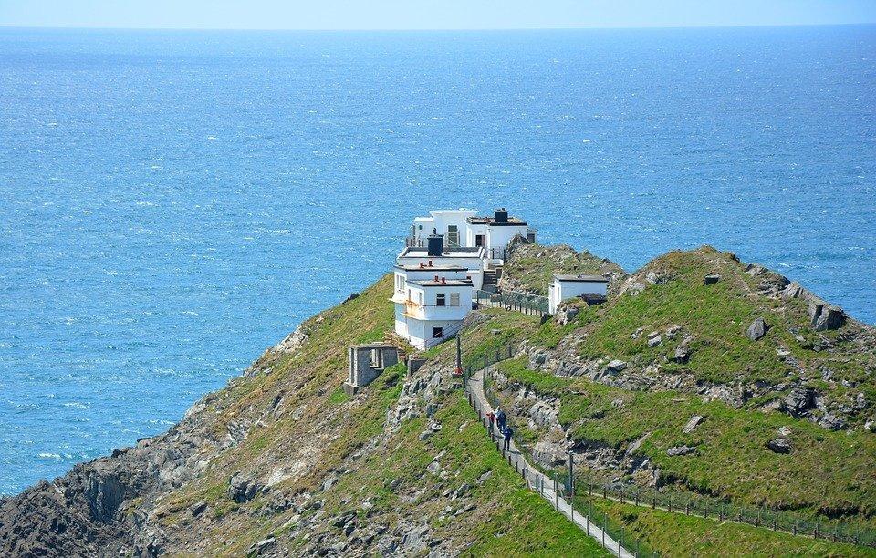 Mizen Head, één van de hoogtepunten van de Wild Atlantic Way in Ierland