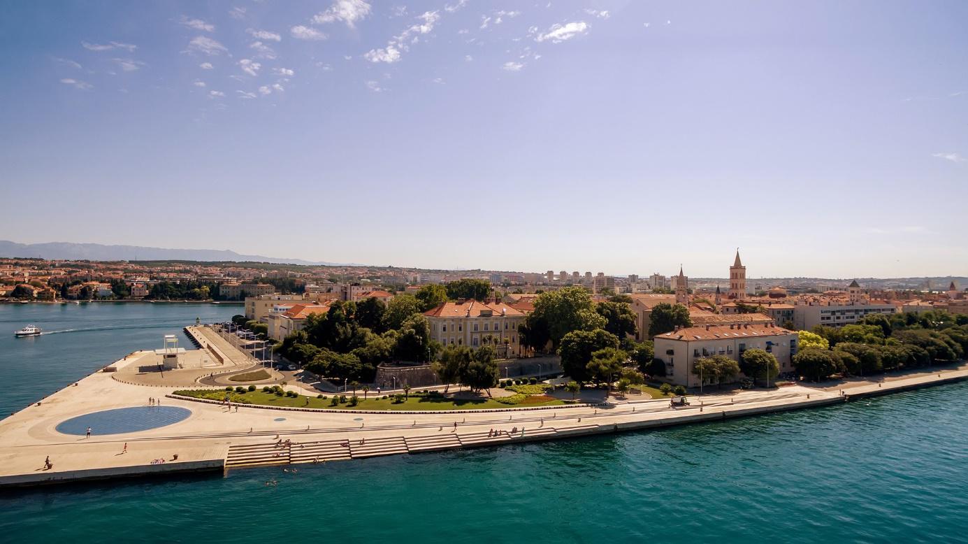 Sfeerfoto Zadar, Kroatië