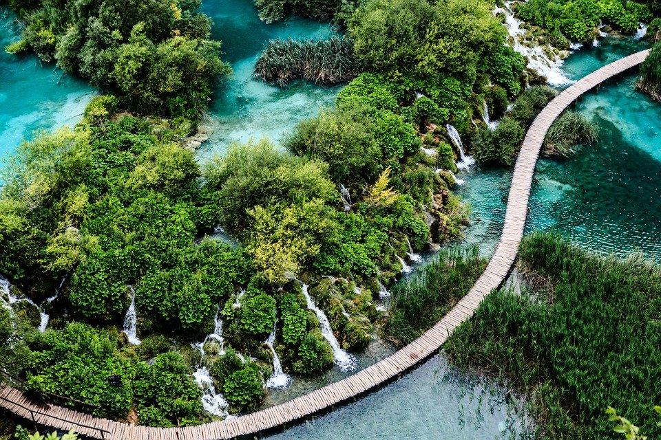 Plitvice National Park , Kroatië
