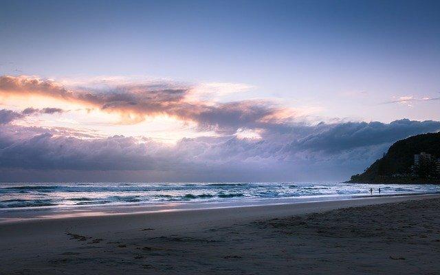 Mooiste stranden van Australië - Burleigh Heads Beach