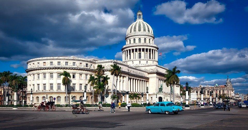 Havana, hoofdstad van Cuba
