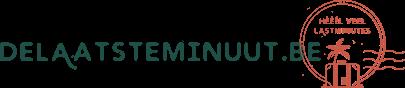 Delaatsteminuut Logo