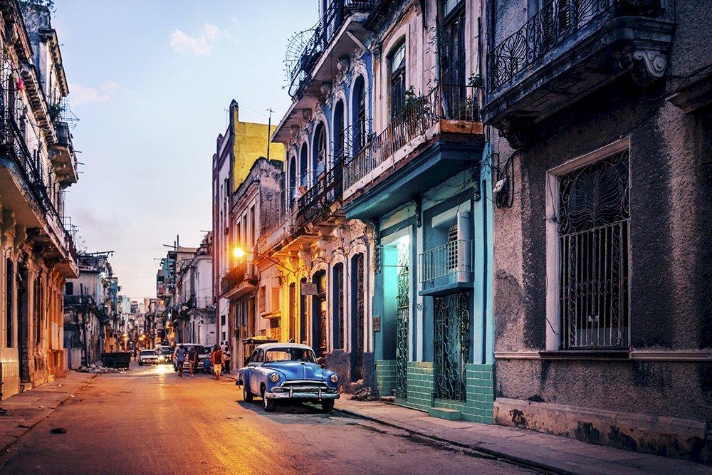 Last minutes Cuba