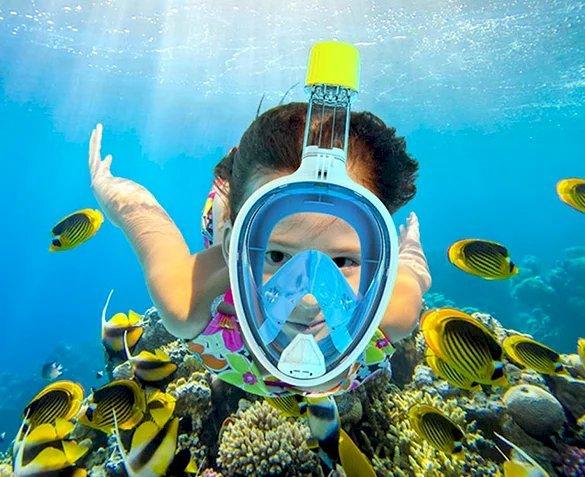 Snorkelmasker megagadgets